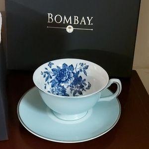 Rosemoor cup and saucer set/2